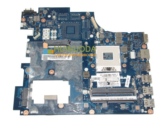 NOKOTION QIWG7 LA-7983P Main board for Lenovo G780 Laptop Motherboard HM76 GMA HD DDR3 tested 04y1168 motherboard for lenovo thinkpad edge e430 laptop main board qile1 la 8131p hd4000 graphics 14 ddr3