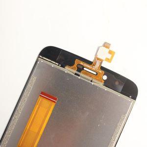 Image 5 - 5.5 inç HOMTOM HT50 LCD ekran + dokunmatik ekranlı sayısallaştırıcı grup 100% orijinal yeni LCD + dokunmatik Digitizer için HT50 + araçları