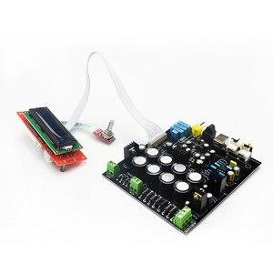 Image 3 - Carte décodeur Lusya AK4490 DAC sans carte fille USB récepteur AK4118 avec D3 003 de contrôle souple NE5532 op