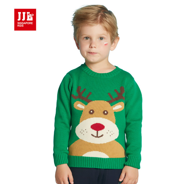 christmas boys sweater kids winter tops baby sweater christmas gift kids clothes baby boy pullover kids clothes brand 2016