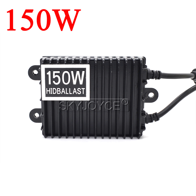 SKYJOYCE 12V 75W 100W 150W AC Digital Electronic Ballast Blocks for Xenon Headlight Lamp H1 H3 H7 H11 9005 9006 HID Xenon Bulb (1)