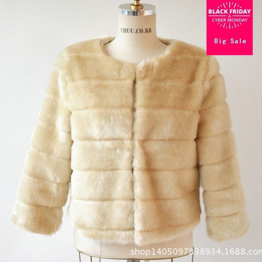 Женская куртка с искусственным мехом wj681, теплая куртка с искусственным мехом ястреба, Осень зима 2019