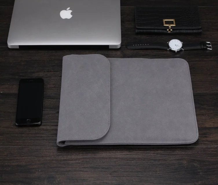 Newest Velour Waterproof Laptop Bag 11 12 13 14 15 15.6 Women Men Notebook Bag Case 14 Laptop Sleeve for MacBook Air 13 Case