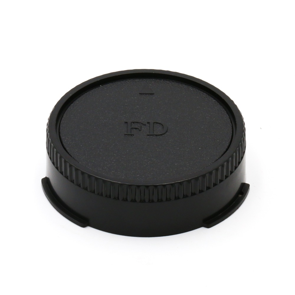 Camera Lens rear Cover Hood Protector for FD Camera Lens Protect Caps Holder Keeper image
