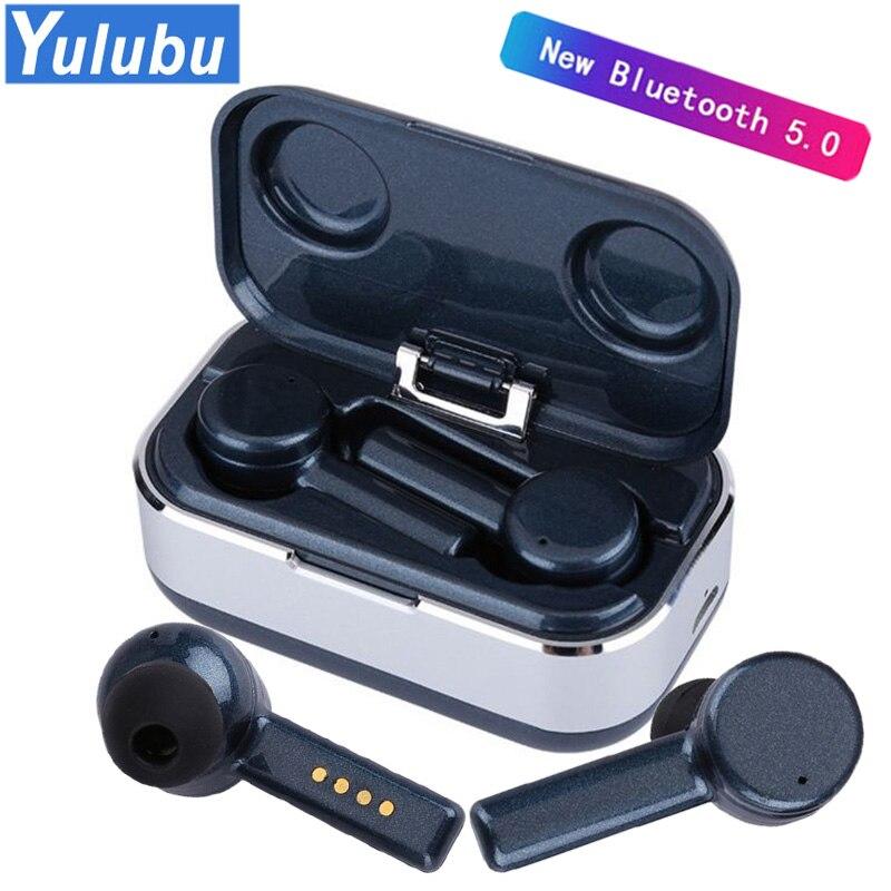 M3 bluetooth earphone wireless headphones TWS sport stereo earbuds Handsfree bluetooth 5.0 headset for Smartphone 8hr playtime