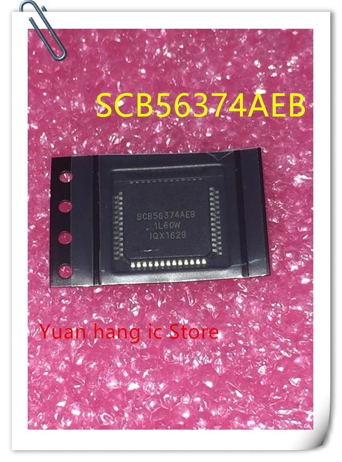 1pcs/lot SCB56374AEB   SCB56374  QFP-52