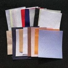 6 шт./лот, размер больше 10x10 см, разные цвета, АИДА, ткань для вышивки крестиком, холст, сделай сам, ручная работа, принадлежности для рукоделия