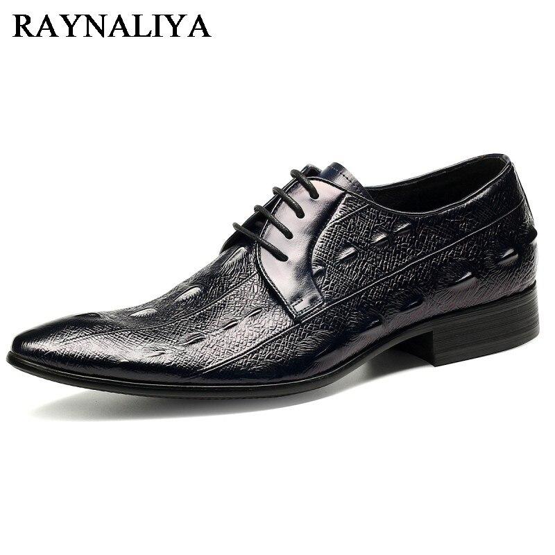 Νέος άνδρες παπούτσια φόρεμα 2018 - Ανδρικά υποδήματα