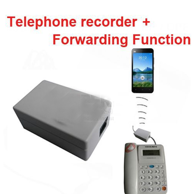 3 pcs/lot,GSM TELEPHONE FORWARDER remote listen function telephone voice recorder telephone monitor,Landphone monitor