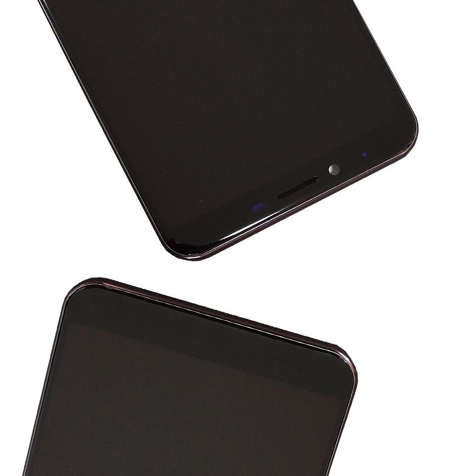 Для nuu mobile G2 ЖК дисплей и сенсорный экран с рамкой в сборе Замена с инструментами для nuu Mobile G2 - 6