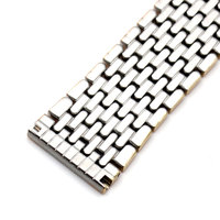 GOLD 18mm 20mm 22mm 24mm Stainless Steel Mesh Bracelet Strap Replacement Wrist Watch Band