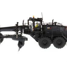 Редкие литые под давлением игрушки модель DM 1:50 гусеница кошка 18M3 двигатель грейдер Инженерная техника 85522 для мужчин подарок, коллекция, украшения