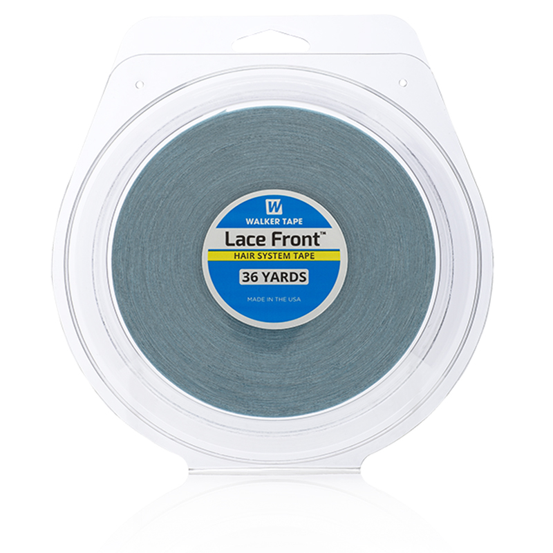 36 Yards Wholesale Lace Front Support  Strong Double Tape For Toupees Or Wigs Walker Tape