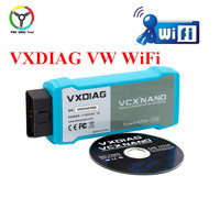 2018 Latest ODIS 3 0 3 VXDIAG VCX NANO For VW Series WiFi Connection VCX NANO