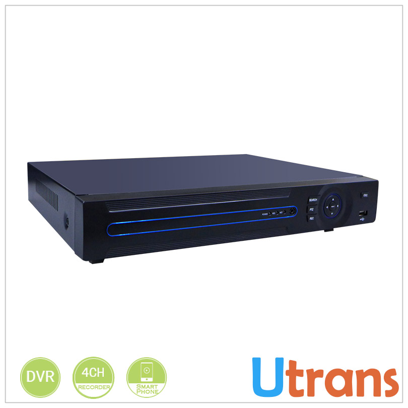 ФОТО On Sale AHD DVR Standalone Linux 4CH 720P 960P 960H AHD Video Recorder 4 Channel Support 4TB HDD HDMI Output