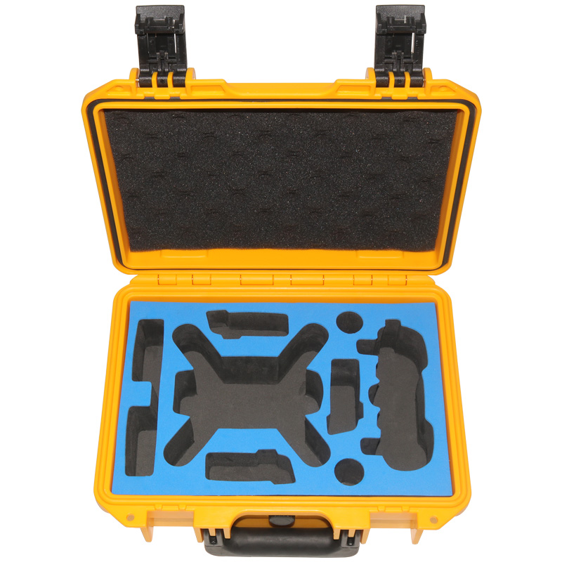 Waterproof Safety Hardshell Hand Bag RC Drone Suitcase Box Backpack Case For DJI Spark RC Quadcopter