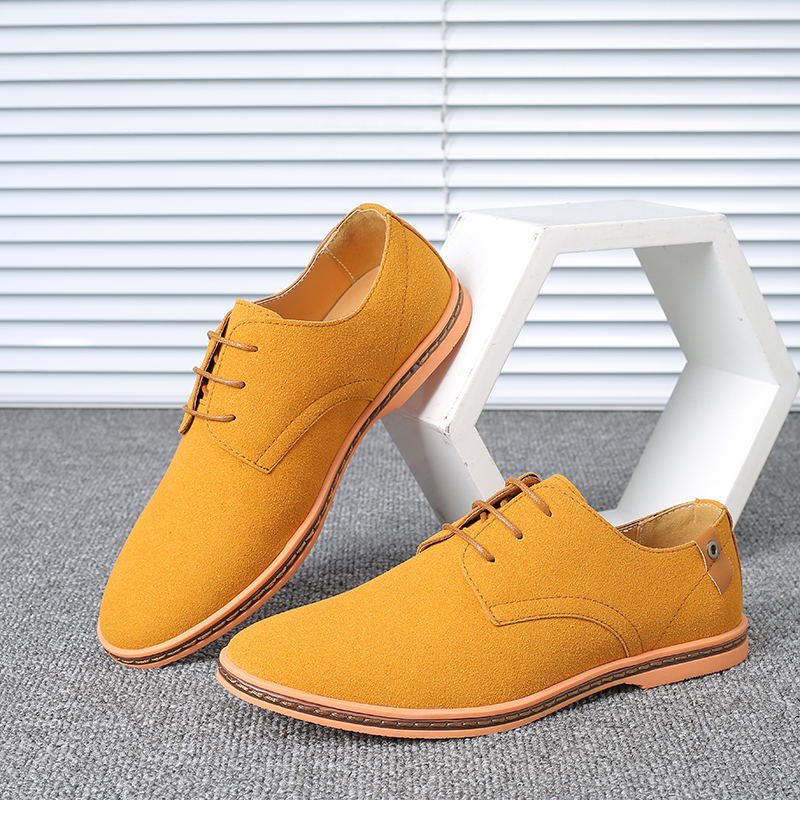 HTB1j1QHX75E3KVjSZFCq6zuzXXaX VESONAL Brand 2019 Spring Suede Leather Men Shoes Oxford Casual Classic Sneakers For Male Comfortable Footwear Big Size 38-46