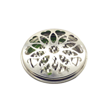 Frame Safe Metal Round Rack Plate Portable Spiral With Cover Mosquito Coil Holder Tray Incense Insect Repellent Random Color random girl cover spiral note pad 80sheets