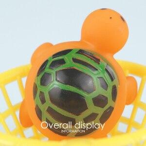 Image 5 - 15 teile/beutel Bad Spielzeug Tiere Schwimmen Wasser Spielzeug Mini Bunte Weiche Schwimm Gummi Ente Squeeze Sound Lustige Geschenk Für Baby kinder