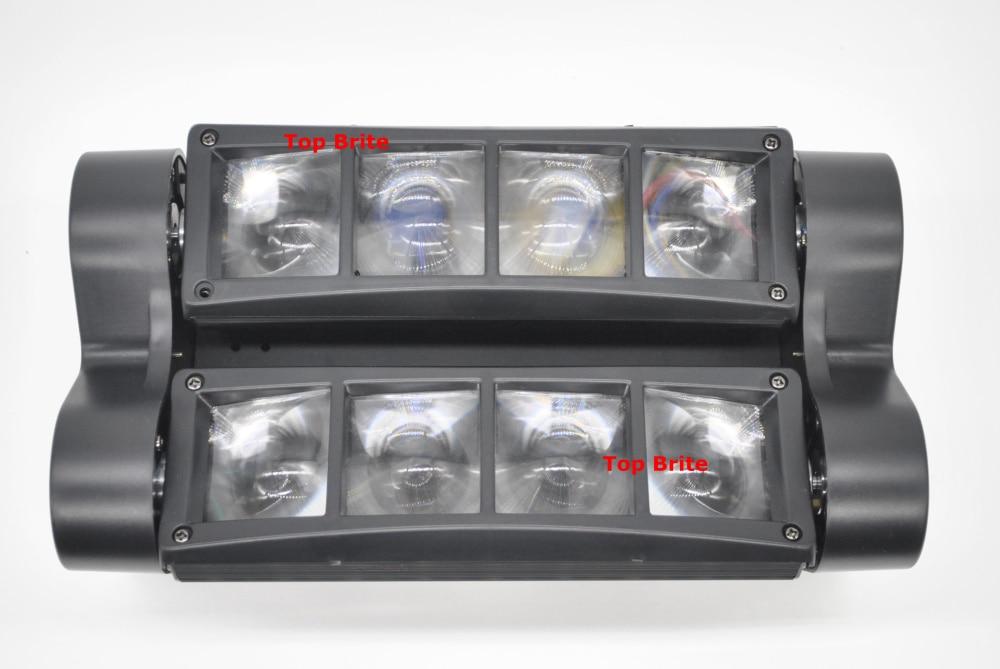 2019 Անվճար առաքում Hot Sales Portable NEW Moving Head - Կոմերցիոն լուսավորություն - Լուսանկար 2