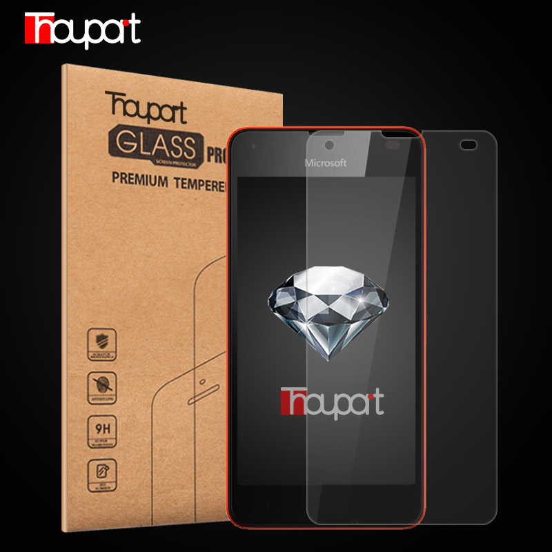 Screen Tempered Glass For Microsoft Lumis