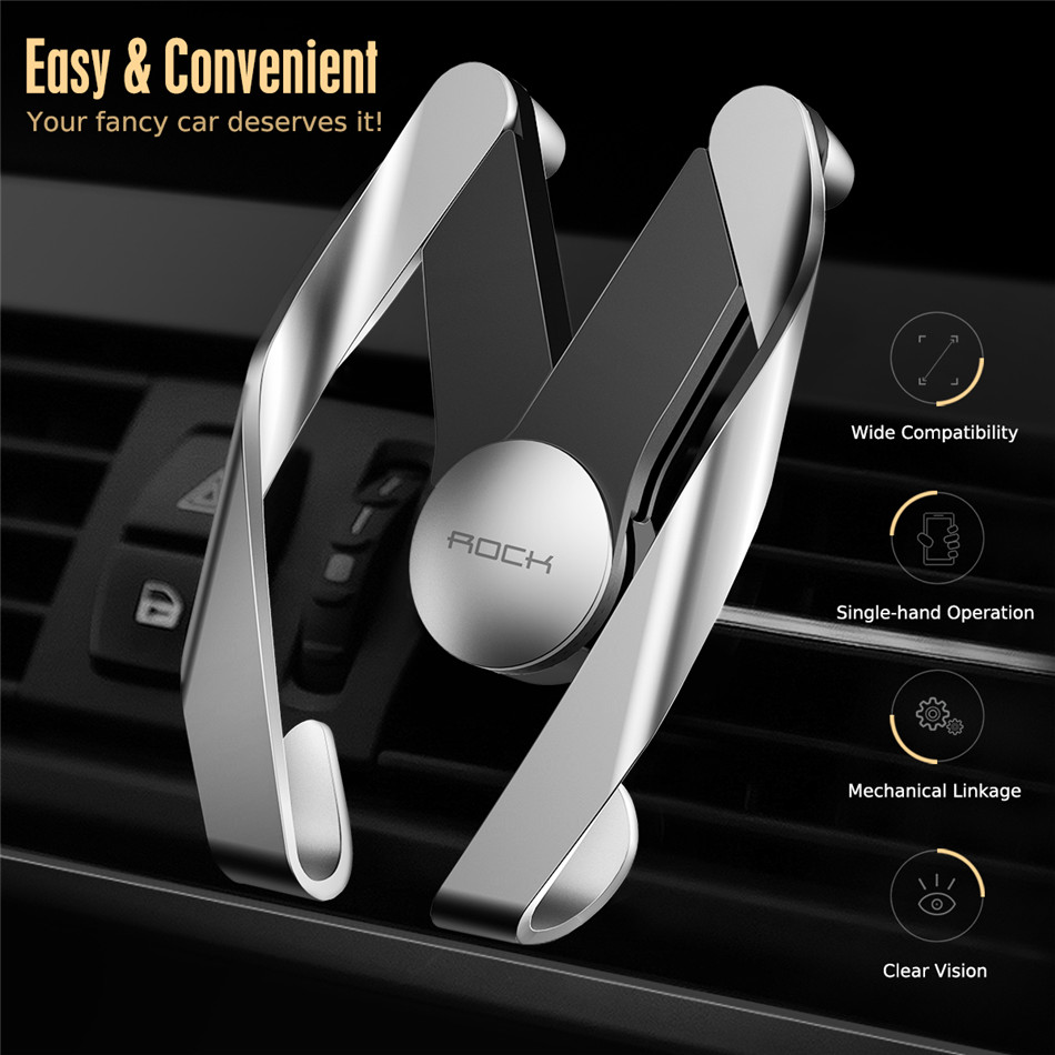 Rock Auto Phone Number >> Rock Auto Bot M Mobile Vent Phone Car Holder For Iphone Samsung Car Abs Material Air Outlet Adjustable Car Phone Stand