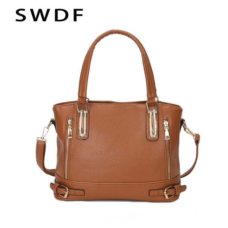 13d1ee48377f Detail Feedback Questions about SWDF 2019 New Leather Women's ...
