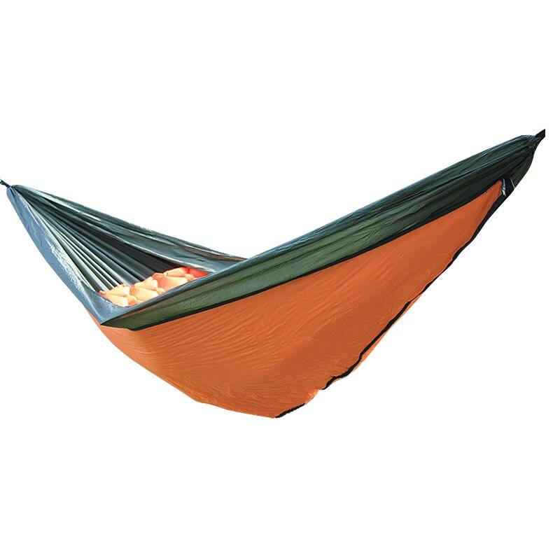 Image 5 - Легкий портативный водонепроницаемый спальный мешок для мамы гамак подстежка для гамака для взрослых 3 сезона походный Отдых на природе-in Гамаки from Мебель on AliExpress