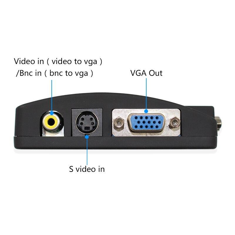 av to vga converter WS-W34 AV-VGA interface3-1-800