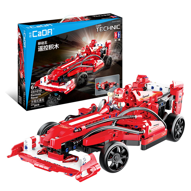 RC F1 Racing car legoing Remote Control Formula 1 Car Building Block Toy bricks Educational Toy Car Model For children gift building rc car off road vehicle building toy bricks technic remote control toys for boys model car kids fun toy gift children