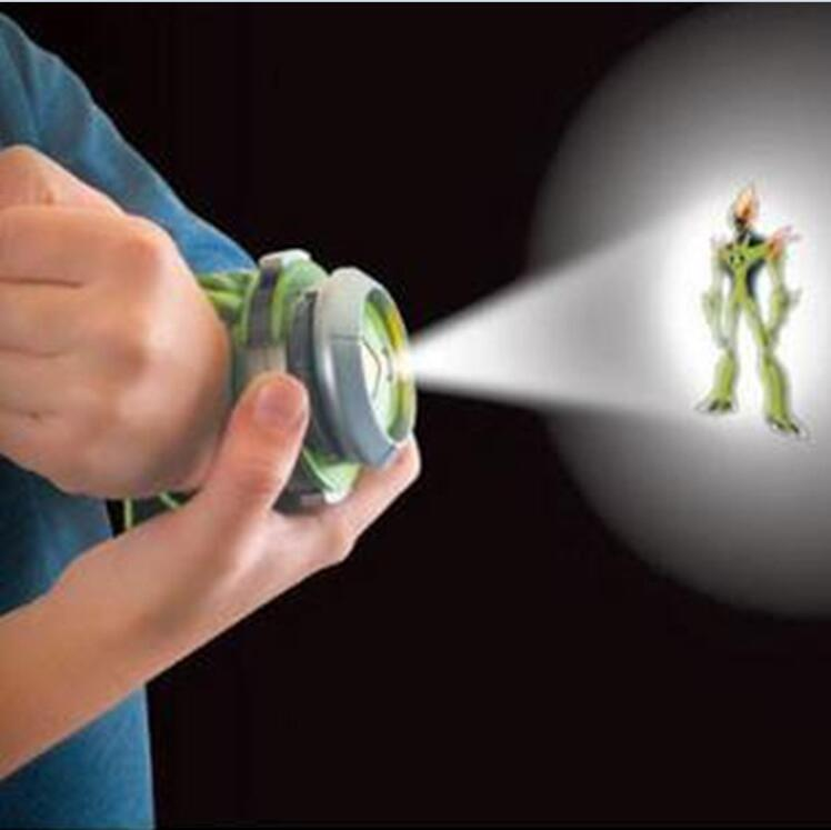 Ben 10 Omnitrix Watch Style Kids Projector Watch Japan Genuine Ben 10 Watch Toy Ben10 Projector Medium игра для ps3 ben 10 omniverse