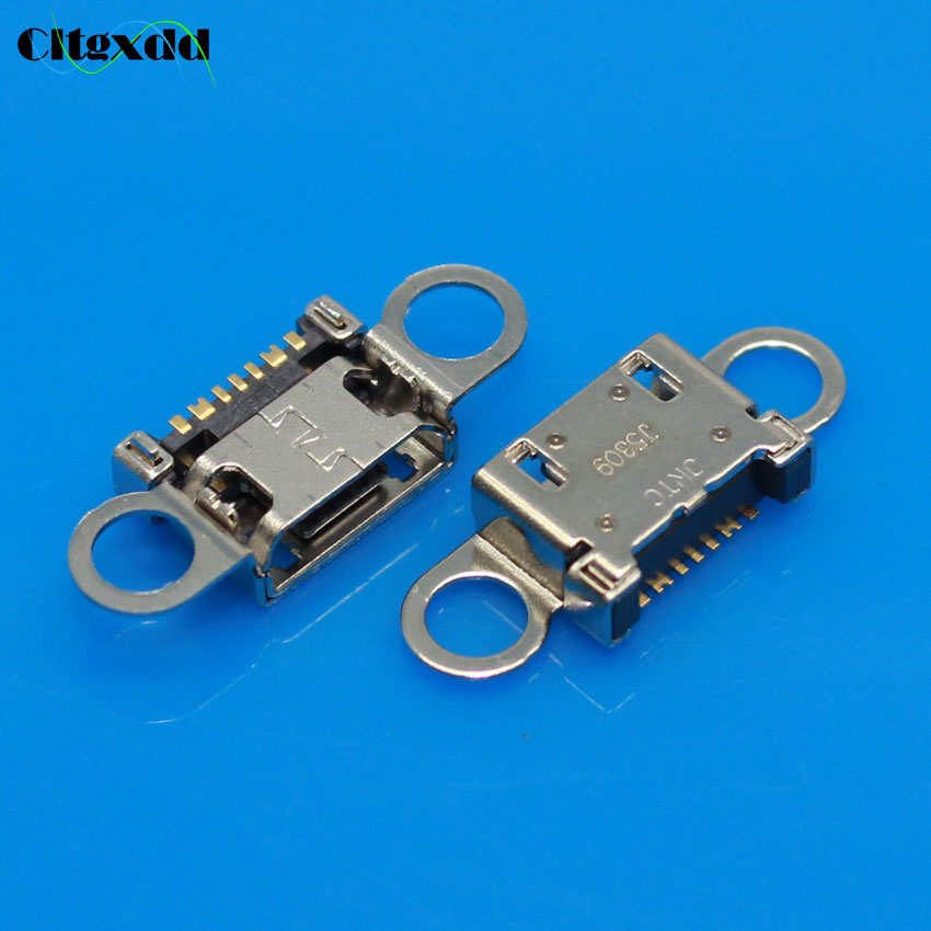 Cltgxdd 2 шт. порт Micro USB разъем для Samsung край S6 Edge + плюс g920 G920F g920v g925 g925F g928 charging dock