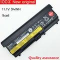 Nueva batería original del ordenador portátil para lenovo thinkpad e40 e50 e420 e520 SL410 SL510 T410 T510 W510 W520 T420 T520 L420 L410 L510 L520