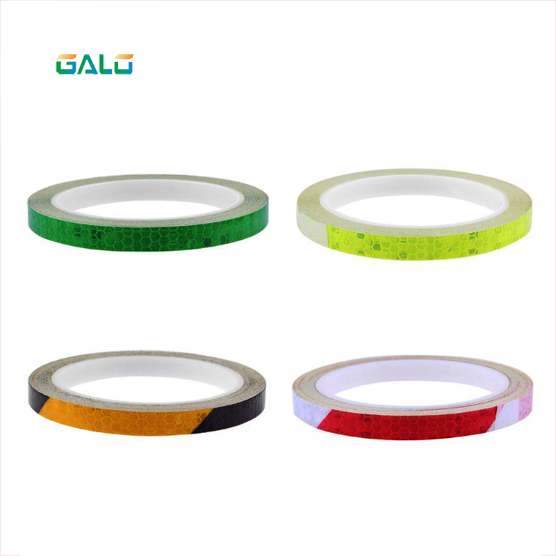 800cmX1cm/315inch Fluorescent MTB Bike Bicycle Cycling Motorcycle Car Reflective Stickers Strip Decal Tape Safety Waterproof
