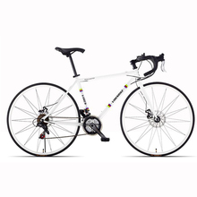 2019 New Product Road Bike Variable Speed Double Disc Brake