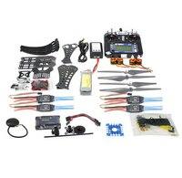 Дрон DIY RC Quadcopter X4M360L Frame полный комплект с gps APM 2,8 Flysky пульт дистанционного управления приемник передатчик RX TX Батарея RTF