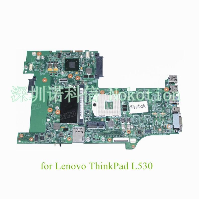 FRU 04Y2022 for lenovo ThinkPad L530 15 Inch Laptop motherboard HD4000 SLJ8E DDR3 for lenovo l430 thinkpad motherboard fru 04y2001 hm76 s989 integrated