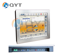 """17""""industrial panel pc 2USB3.0/2RS232/WIFI Embedded tablet pc with Intel ATOM N3150 4GB RAM 32G SSD touch screen 1280×1024"""
