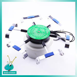 Watch-Repair-Tools Automatic for 6-Arms 220V Cyclotest