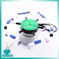220V Watch Repair Tools 6 Arms automatic Watch Winder,Watch Tester Tools,Cyclotest Watch Winder For watchmaker Testing
