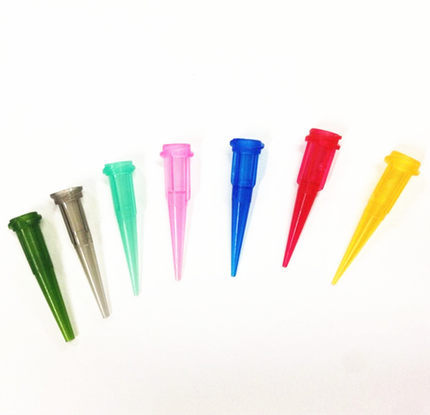 TZ TT TT full plastic cone Angle type glue dispensing needle tip with length 32mm in Tool Parts from Tools