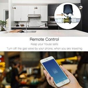 Image 3 - Spetu Wifi akıllı su vanası akıllı ev otomasyon sistemi vanası için gaz su kontrol Alexa ile çalışmak google ev asistanı IFTTT