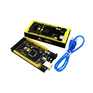 Image 5 - 1Pcs Keyestudio 2560 R3  Development Board+ USB Cable+Manual  For Arduino Mega