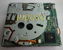 NEW 6DVD Mechanism DZ63G16B For AudiBMNW 7series Mercedes ML350 CLK500 Comand NTG4 APS Navigation Acur Car DVD audio system