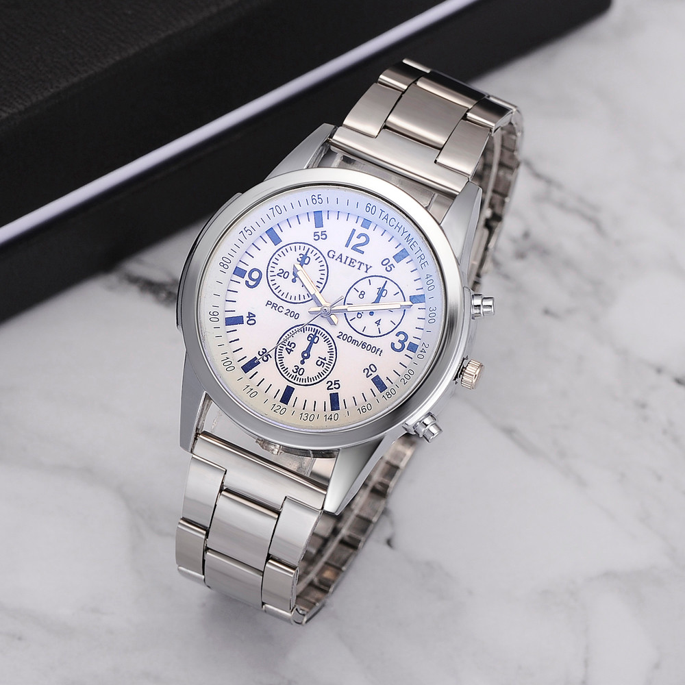 Montre Femme 2019 Watches Woman For Girls Fashion Gifts With Stainless Steel Metal Band Analog Quartz Round Wrist Watch 40Q