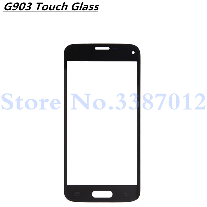 <font><b>Replacement</b></font> For <font><b>Samsung</b></font> <font><b>Galaxy</b></font> <font><b>S5</b></font> Neo G903F G903W G903 Touch screen Outer Front <font><b>Glass</b></font> Lens image