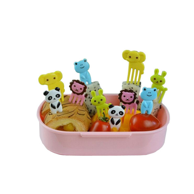 Aliexpress.com: Comprar 10 unids/set niño Animal de la fruta ...