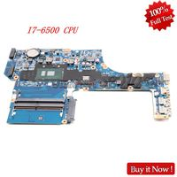 NOKOTION 855565 601 855565 001 for HP ProbBook 450 G3 Laptop motherboard R7 M340 GPU DAX63CMB6C0 SR2EZ I7 6500 CPU DDR4