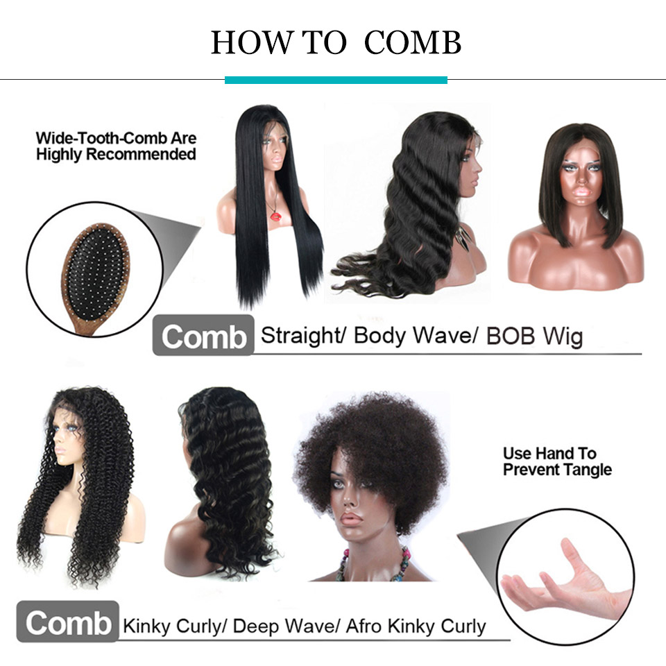 How to comb