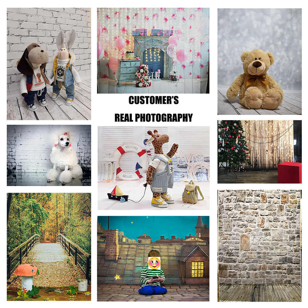 Toile de fond de photographie pour enfants pour accessoires de Studio de Photo
